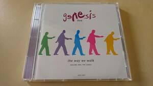 GENESIS ジェネシス『LIVE / THE WAY WE TALK/もうひとつのジェネシス:ライヴ後編』