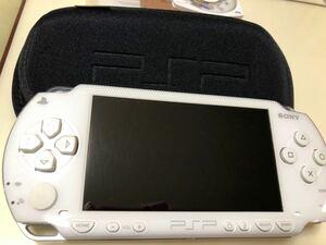 PSP本体 (実験用に何度か使用)