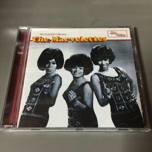マーベレッツ the essential collection EU盤CD