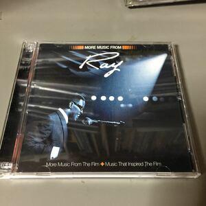 レイ・チャールズ More Music From Ray (More Music From The Film + Music That Inspired The Film) CD+ DVD
