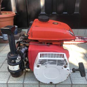 三菱 GM181L OHV 6馬力ガソリンエンジン 絶好調です!プーリー付