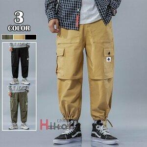 パンツ メンズ カーゴパンツ 作業服 作業パンツ 父の日 カーゴパンツ イージーパンツ メンズ ワークパンツ 作業ズボン カジュアルパンツ
