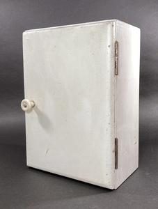1930's ドイツ製 カントリー バスルーム キャビネット シャビーシック 店舗什器 アンティーク ビンテージ 鏡 ミラー 洗面台 照明 ランプ