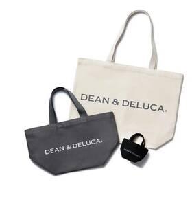 DEAN&DELUCA オリジナルトートバッグ 3点 新品未使用品