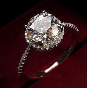 ■価格破壊■ ダイヤモンド リング 新品 高純度 45石 最安 ''【】 真の輝き 通常価格5万 即決 選べるサイズ 指輪 37#プラチナ仕上#