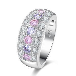 ダイヤモンド リング ■極上逸品■ 新品 高純度 ''【】 最安 真の輝き 通常価格5万 即決 選べるサイズ 指輪 #プラチナ仕上#L5