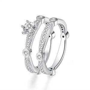 ダイヤモンド リング 憧れの最上級 可愛い 新品 55石::@  真の輝き 通常価格5万 即決 選べるサイズ 指輪 42#プラチナ仕上#