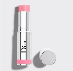 【Dior】 限定品 ディオール スプリングコレクション2021 スティックグロウ / 865 ライトピンク (外箱なし)