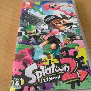 スプラトゥーン2 Nintendo Switch Splatoon2 ニンテンドースイッチ