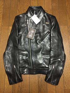 lewis leathers leather jacket wire cyclone lightning riders 有刺鉄線 レザージャケット サイクロン ライトニング ルイスレザー 36