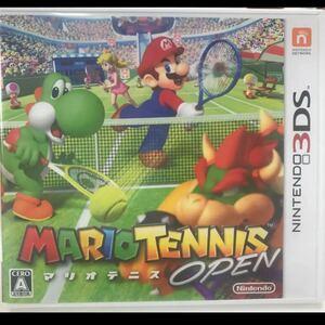 マリオテニスオープン 3DSソフト マリオテニス