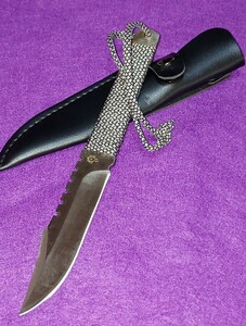 大和ナイフ シースナイフ パラコード