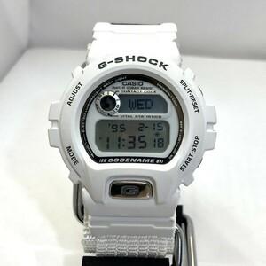 美品 G-SHOCK ジーショック CASIO カシオ 腕時計 DW-6697 ラバコレ RY4312