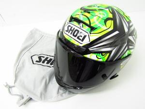 SHOEI ショウエイ X-12 ELIAS フルフェイスヘルメット SIZE:S♪CA627