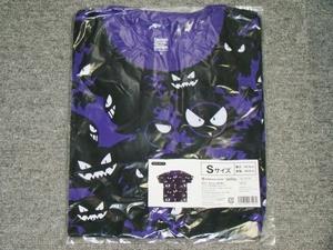 【 新品即決! graniph Tシャツ ゴーストタイプ パターン Sサイズ 】ゴース ゴースト ゲンガー ポケモンTシャツ
