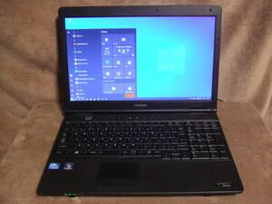 ◆ 東芝 dyna book Satellite B451/E Windows 10 (認証済)・Microsoft Office 2003 インストール済 ジャンク品