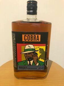 ジャパニーズウイスキー コブラ cobra 古酒 従価 サントリー 山崎 余市 マッカラン 特級 響