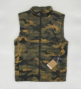 THE NORTH FACE ThermoBall Eco Vest ザノースフェイス ダウンベスト