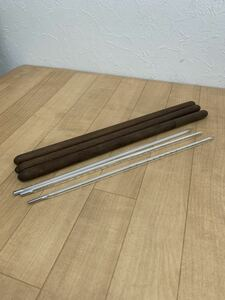 棒状水銀温度計 温度計 木製 入れ物 水銀 棒状 古い 3本