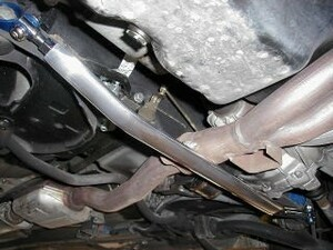 [KAWAI WORKS/ Kawai factory ] front lower arm bar Peugeot 106 S10/2S/S16 [IM0150-LOF-00]