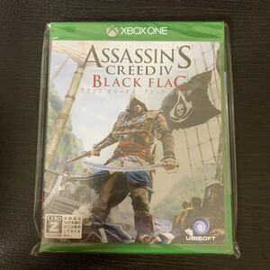 【新品、未開封品】Xbox One アサシンクリード4 ブラックフラッグ