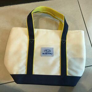 スバル ロゴ入り 小型保冷バッグ