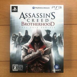 【PS3】 アサシン クリード ブラザーフッド [初回生産版]