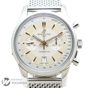 ブライトリング 腕時計 トランスオーシャン クロノグラフ エディション AB0154 A054G84OCA SS AT 世界2000本限定品 送料無料