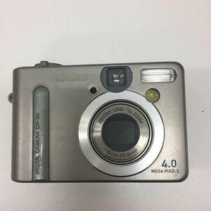 27110 0222CASIO カシオ N78 4.0MEGA PIXELS デジタルカメラ