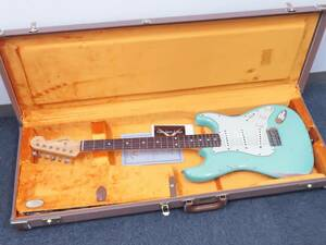 Fender Custom Shop フェンダー ストラトキャスター 62 Stratocaster Relic シーフォームグリーン