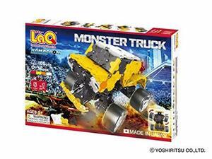 LaQ (ラキュー) ハマクロンコンストラクター モンスタートラック