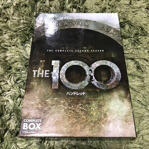 THE 100/ハンドレッド セカンド・シーズン コンプリート・ボックス〈8枚…