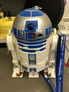 【中古品】R2D2 東京ディズニーランド おもちゃ スターウォーズ