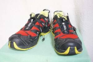 SALOMON サロモン XA PRO 3D トレッキングシューズ ハイキングシューズ 373204 28cm アウトドア登山ハイキングトレイルランニング