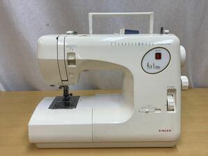 H389 送料無料 SINGER 電子ミシン ジャンク fit line model6280