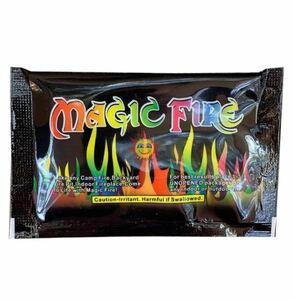 焚火 レインボー 炎の色が変わる 変色 マジックファイヤー キャンプ BBQ