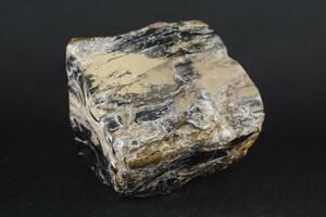 Силицидные деревья (дерево окаменелости) Сырой камень полировки 545 г / ккб-03