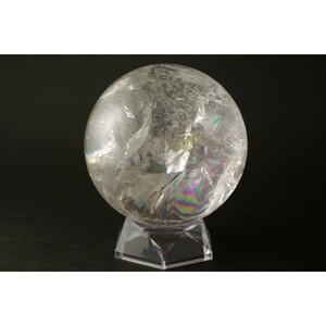 Естественный кристалл круглый шарик 107 мм! Действительно / RC-20