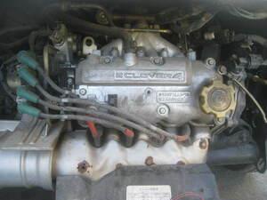 サンバー トラック TT2 エンジン EN07 11.9万㎞