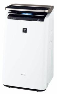 新品未開封 メーカー保証付 シャープ SHARP KI-NP100 -W 加湿空気清浄機 プラズマクラスター NEXT搭載プレミアムモデル コロナ 対策に