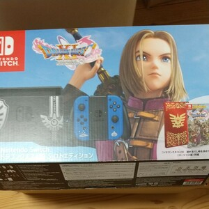 Nintendo Switch ドラゴンクエスト11S ロトエディション
