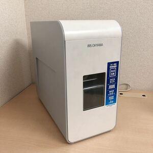 [ operation verification settled ]* Iris o-yama* paper shredder *P5HW* home use shredder * white * white *