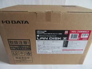 ★美品★IO DATA★Windows Storage Server 2012 R2 WG搭載★HDL-Z4WM8C2