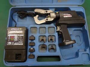 ●イズミ IZUMI 充電油圧式圧着工具 REC-150EM2 泉精器 ●0