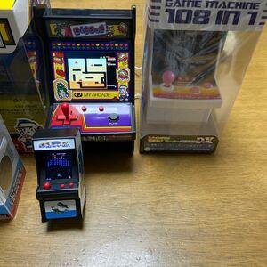 レトロアーケード ディグダグ ギャラクシアン 108 in 1 アーケード筐体型ゲーム機 アーケードゲーム レトロ DIG DAG