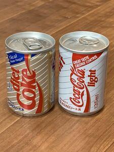 【送料無料】デッドストック レア 未開封 非売品コカコーラライト ダイエットコーク135ml サンプリング缶 昭和レトロ アメリカンボトル