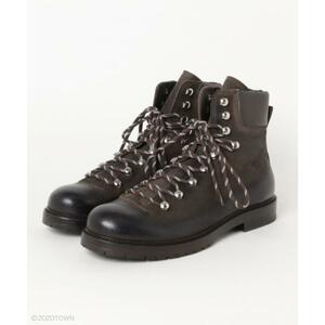 【未使用品】around the shoes ルカロッシ イタリア製 マウンテンブーツ