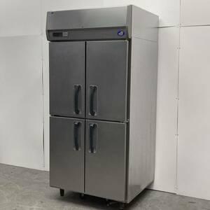 【大阪近隣納品/入替対応可】Panasonic 縦型4面冷蔵庫 SRR-K981 2014年製 803L パナソニック 動作確認済