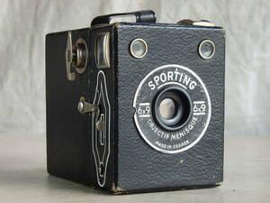 フランスアンティーク カメラ ビンテージ made in france 古道具 蚤の市 仏 店舗什器 ブロカント ディスプレイ インテリア 雑貨