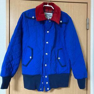 ヴィヴィアンウエストウッド キルティング ジャケット ブルー サイズ 46